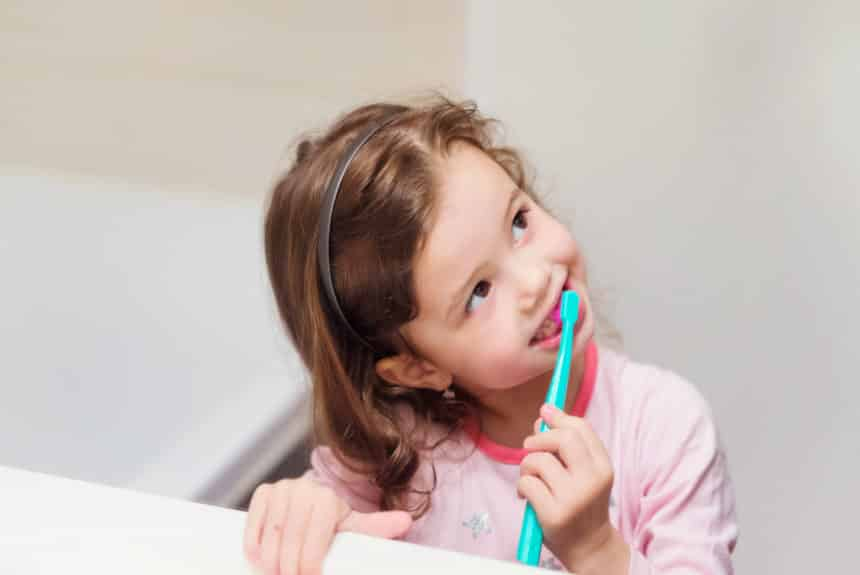 How to Help Kids Brush their Teeth